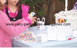 Birthday Party Craft