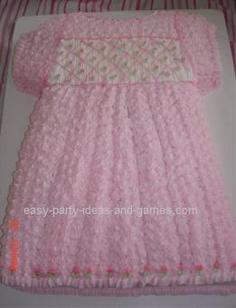 Dress Designs  Girls on Dress Cake  Baby Shower Cake  Baby Girl Cake  1st Birthday