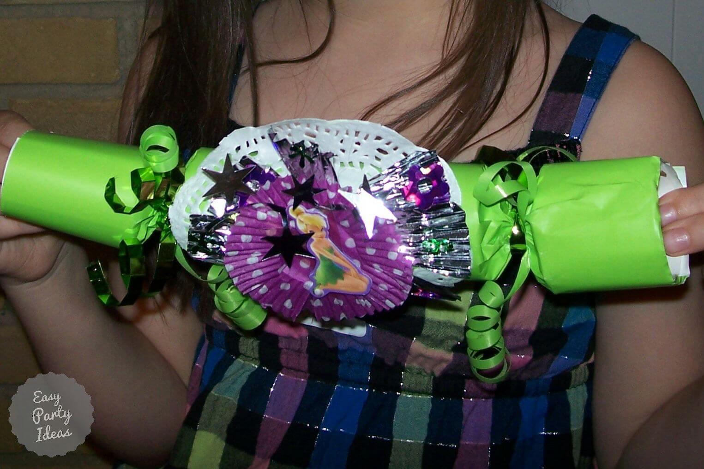 Fairy Party Invitation Cracker