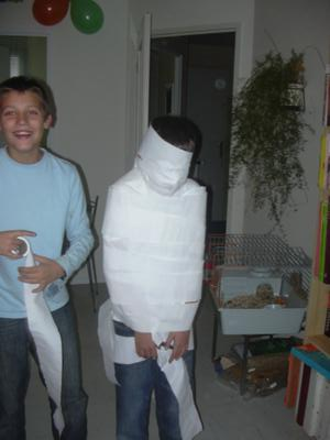 Mummy Game