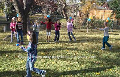 Kids Tag Games