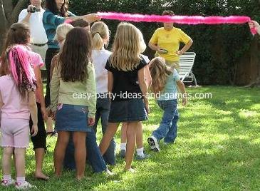 kids limbo game