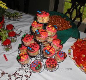 Cute Ladybug Cake Ideas