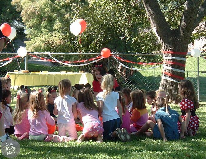 Kids Circle Party Games