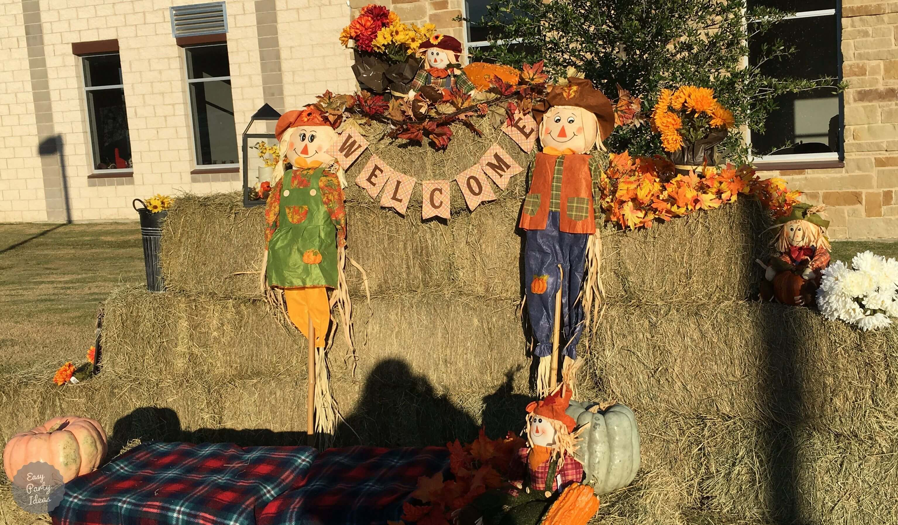 Fall Photo Booth Backdrop