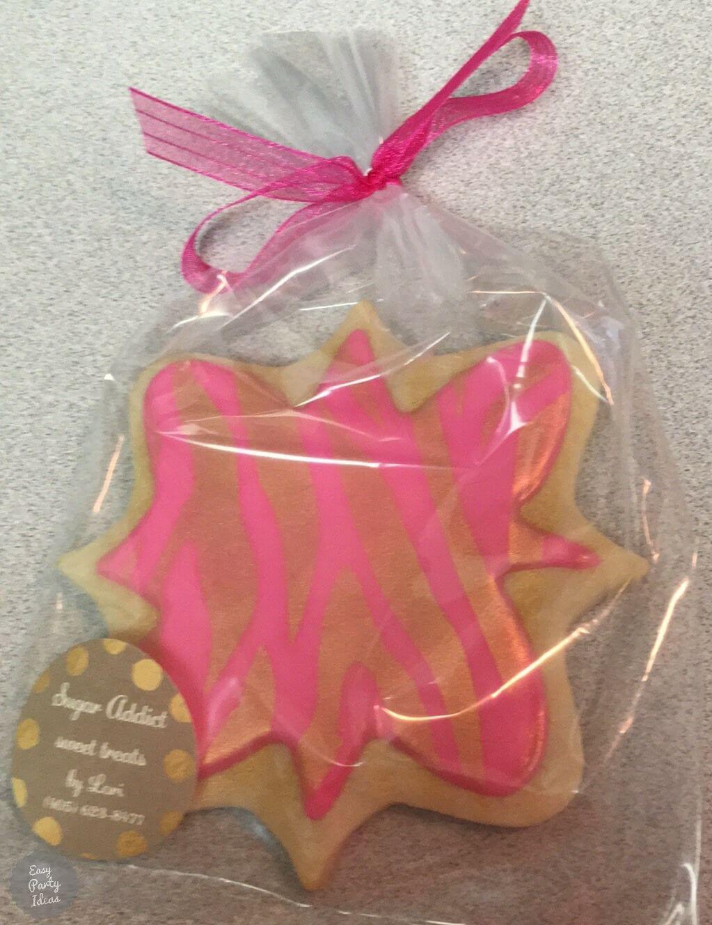 Pink Cookie
