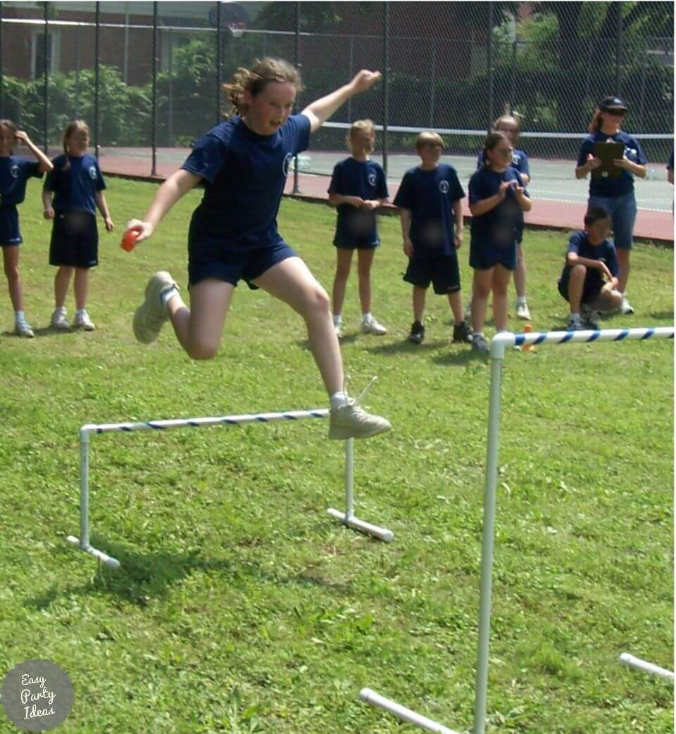 Relay Race Hurdles