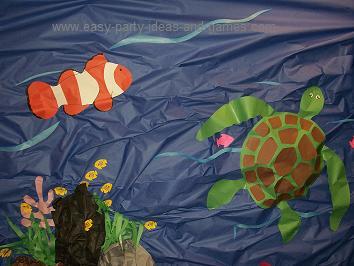 Ocean Decorations