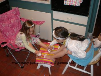 Kid Spa Party