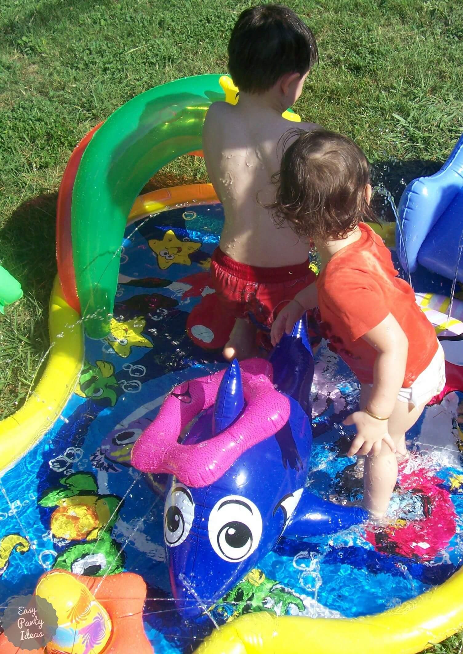 Toddler Water Safety
