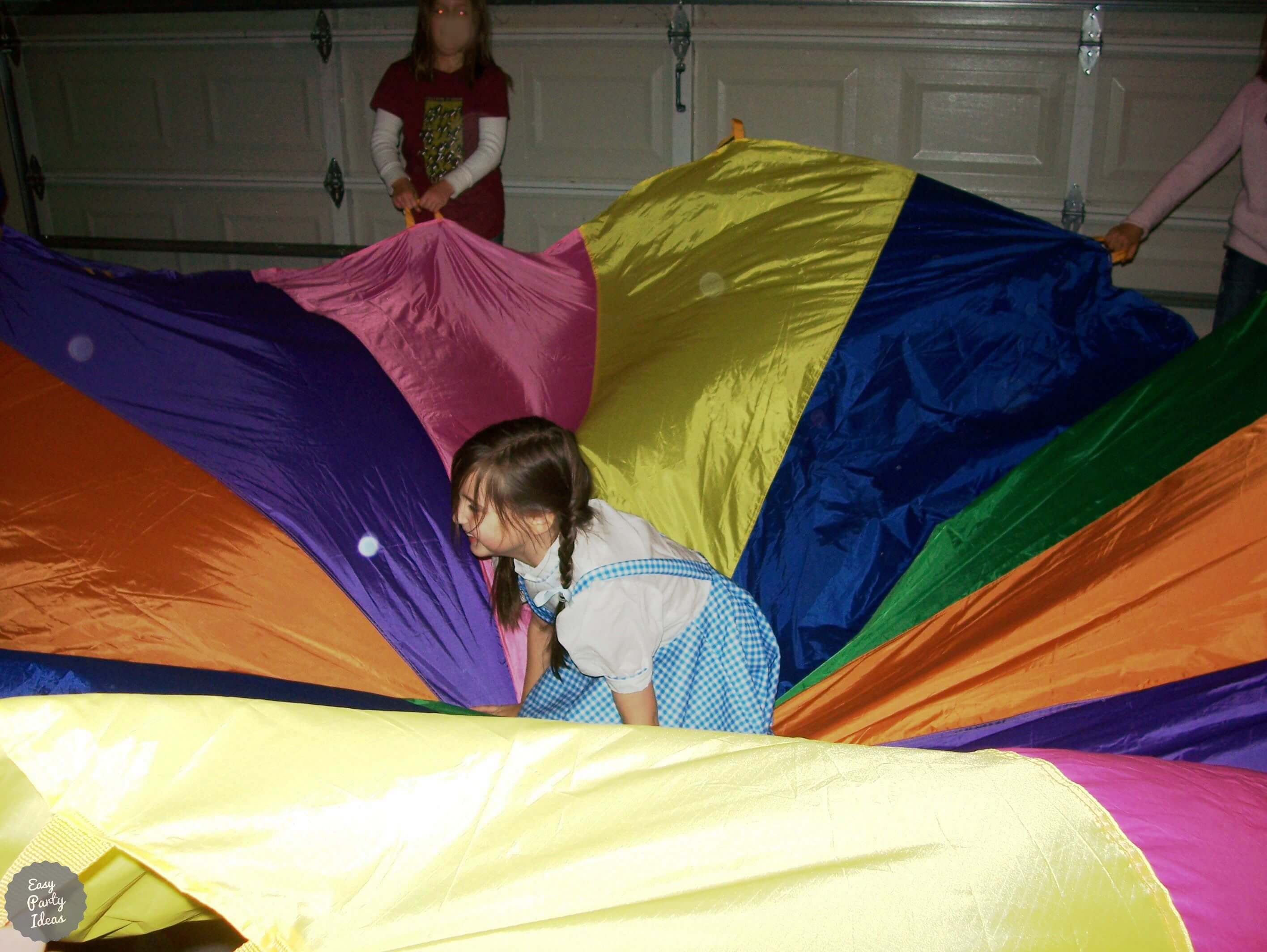 Parachute Party Game