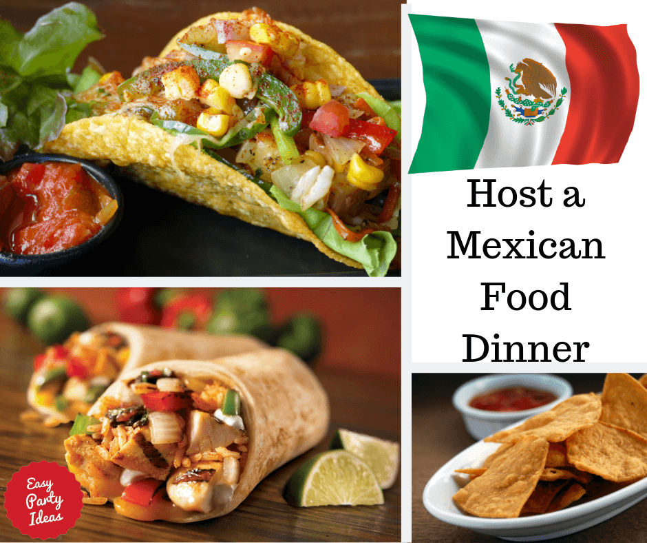 How to Host a Mexican Dinner Party