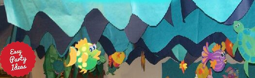 Under the Sea Ceiling Decorations