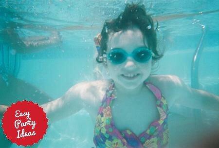 Underwater Pool Games