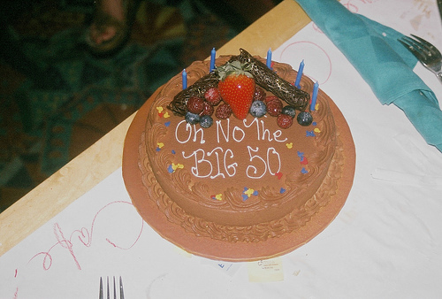 Th Birthday Cake Ideas Make