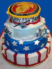 Super Marine Corp Birthday Cake Birthday Cards Printable Trancafe Filternl