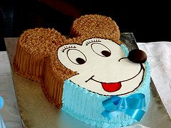 Another Cute Birthday Cake Idea For A Mickey Mouse Party Theme