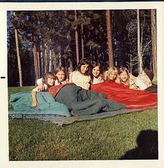 campout slumber party