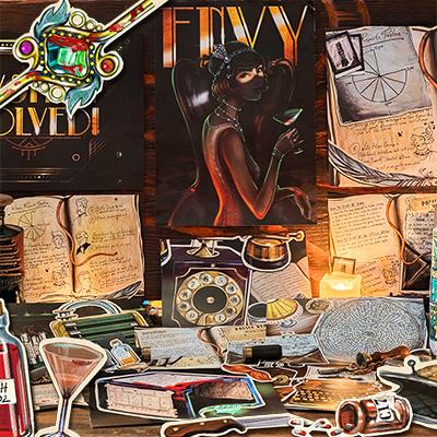 Envy Escape Room Printable Game Puzzles
