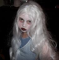 Halloween Spirit Girl